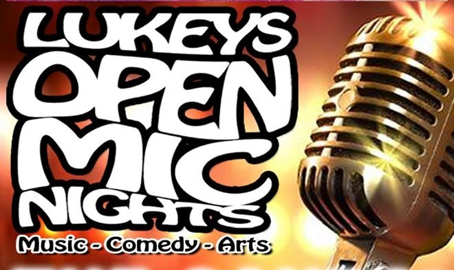 Lukey's Open Mic