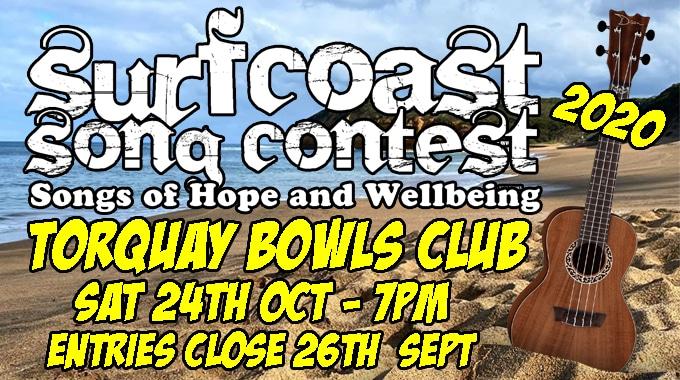 Surfcoast Song Contest