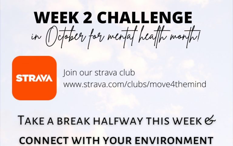 #MOVE 4 THE MIND: Week 2 Challenge